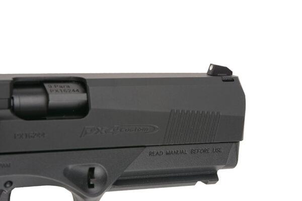 Pistol Airsoft TokyoMarui PX4 0.9J Green Gas Cu Recul Metal/Polimer Negru