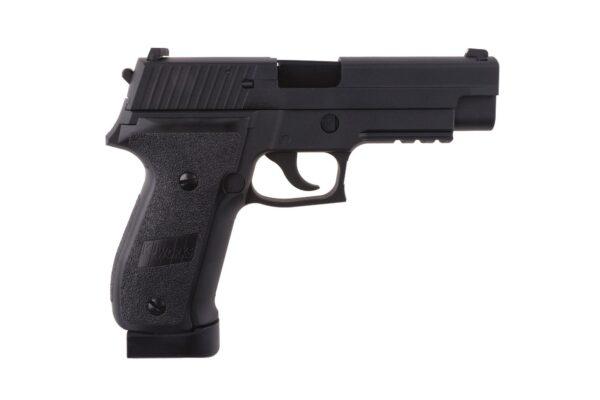 Pistol Airsoft KJW KP-01 1.2J CO2 Cu Recul Metal Negru