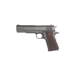 Pistol Airsoft Cybergun COLT M1911 1J CO2 Cu Recul Metal Gri