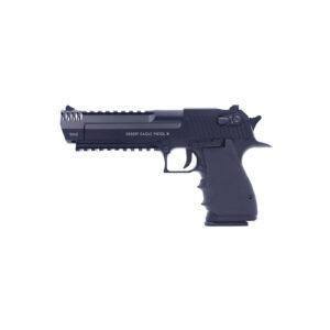 Pistol Airsoft Cybergun DESERT EAGLE L6 1.1J CO2 Cu Recul FULL AUTO Metal/Polimer Negru