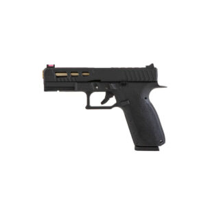 Pistol Airsoft KJW KP-13-C 1.2J Green Gas Cu Recul Metal/Polimer Negru
