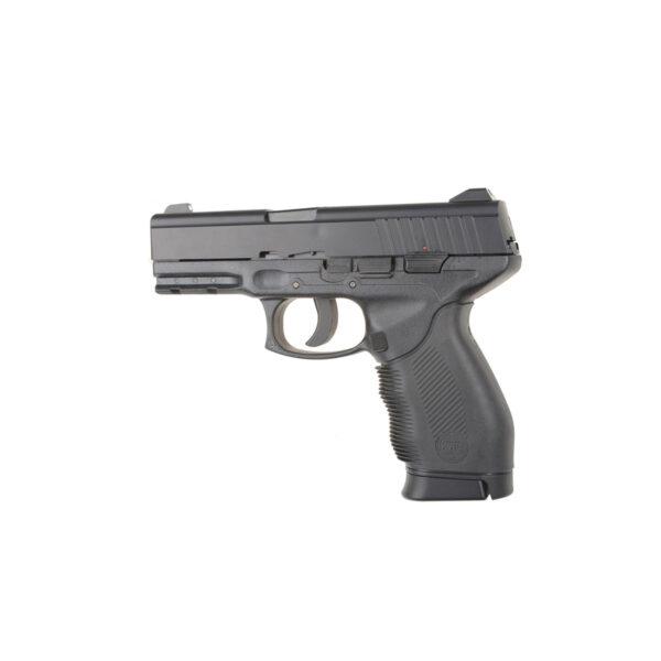 Pistol Airsoft KWC 24/7 1.8J CO2 Fara Recul Metal/Polimer Negru