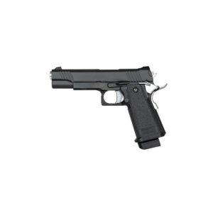 Pistol Airsoft TokyoMarui Hi-CAPA D.O.R. 1J Green Gas Cu Recul Metal/Polimer Negru