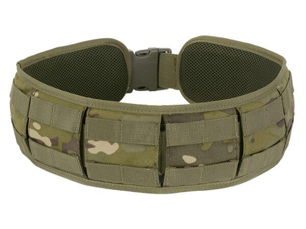 Curea Tactica 8FIELDS MT MOLLE Combat 115x11cm Multicam Tropic XL