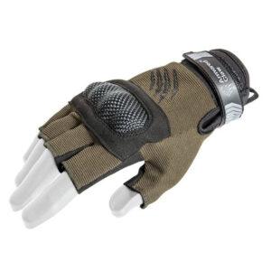 Manusi Tactice ARMORED CLAW Shield Cut Pentru Vreme Calda Verde L