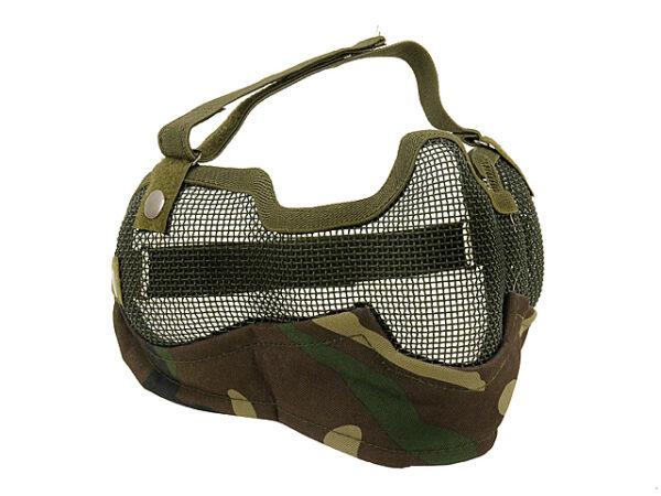 Masca de protectie CS WL V2 Woodland