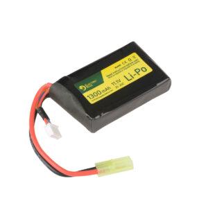 Acumulator LiPo Electro River 11.1V 1300mAh 3S 20C Tamiya Mica