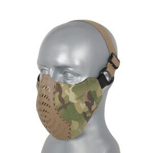 Masca de protectie FMA Half Face Multicam