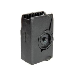 Speedloader GFC Pentru Incarcatoare M4/M16, Actionare cu manivela, Negru