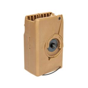 Speedloader GFC Pentru Incarcatoare M4/M16, Actionare cu manivela, Tan