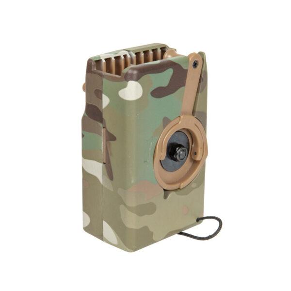 Speedloader GFC Pentru Incarcatoare M4/M16, Actionare cu manivela, Multicam