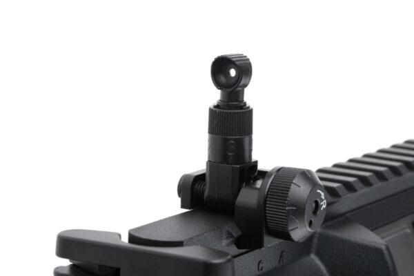 Pusca Airsoft G&G CM15 KR-CQB 8.5 1.5J Negru