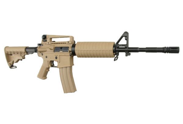 Pusca Airsoft G&G CM16 Carbine DST 1.5J Tan