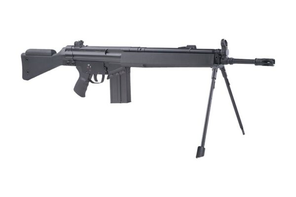 Pusca Airsoft LCT LC-3 SG1 1.8J Negru