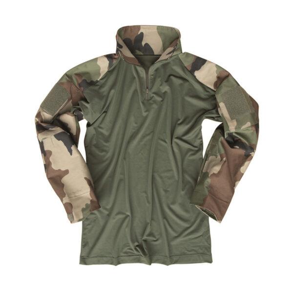 Camasa Tactica MilTec L Woodland