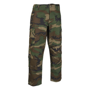 Pantaloni MilTec R/S ACU L Woodland