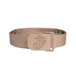 Curea Pantaloni MilTec USMC 30 MM WEB BELT 130cm Tan