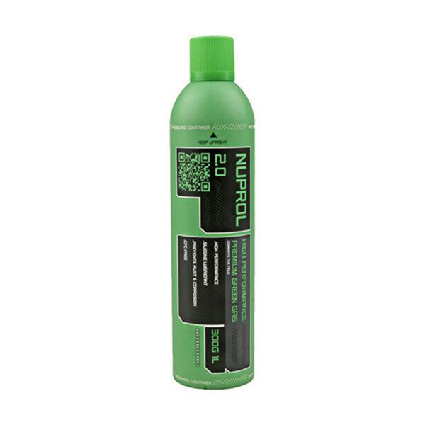 Butelie gaz Nuprol 2.0 Premium Green Gas – 500ml