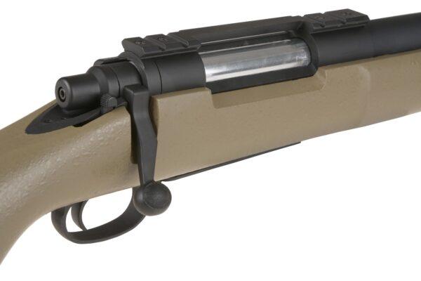 Sniper Airsoft Snow Wolf M24 Military Version 1.8J Tan