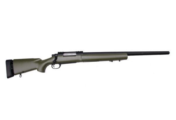 Sniper Airsoft, Snow Wolf ,SW-04, 1.6J, Verde