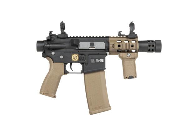 """Pusca Airsoft Specna Arms SA-E18 EDGEâ""""¢ 1J Negru/Tan"""