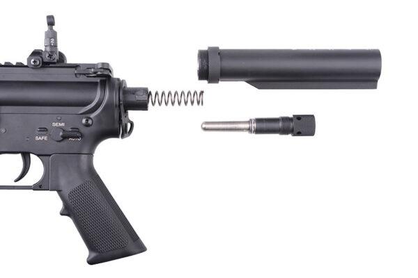 """Pusca Airsoft Specna Arms SA-A03 ONEâ""""¢ SAECâ""""¢ 1.6J Negru"""
