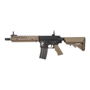"""Pusca Airsoft Specna Arms SA-A03 ONE â""""¢ SAEC â""""¢ 1.6J Negru/Tan"""