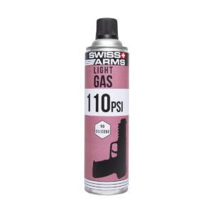 """Butelie gaz SWISS ARMS """"5-7"""" Light (110 PSI) – 600 ml"""