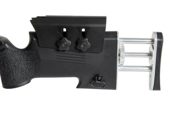 Sniper Airsoft, Well, MB4417A, 1.4J, Negru