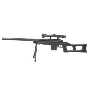 Sniper Airsoft, Well, MB4408D, 1.9J, Negru