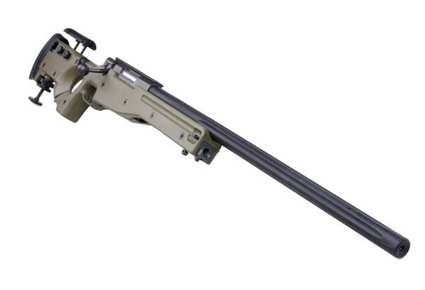 Sniper Airsoft, Well, MB08, 2.1J, Verde