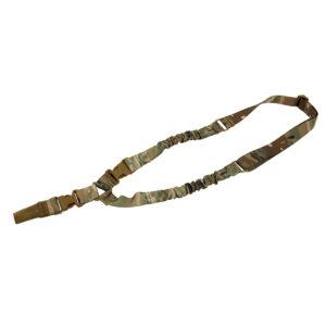 Curea arma 8FIELDS Heavy Duty 1 punct Bungee Multicam