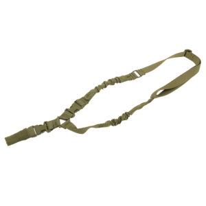 Curea arma 8FIELDS Heavy Duty 1 punct Bungee Verde