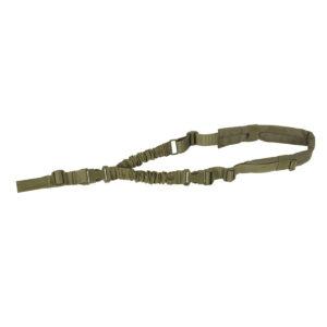 Curea arma 8FIELDS 1 punct Bungee Verde