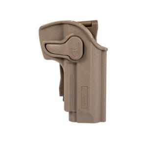 Toc pistol CYTAC Beretta 92, T92G2 TAN