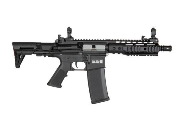 "Pusca Airsoft Specna Arms SA-C12 PDW COREâ""¢ 1.3J Negru"