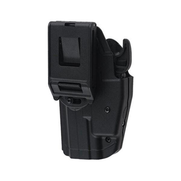 Toc pistol PRIMAL GEAR Compact II G17 / 18C / 20, H&K 45, M&P 22, P226 and 92F Negru